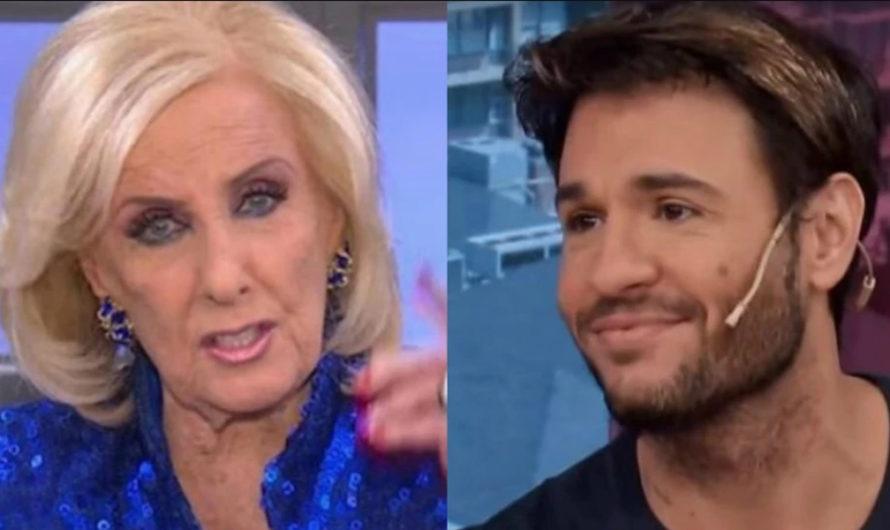 El sorpresivo desprecio de Mirtha Legrand a Tomás Dente