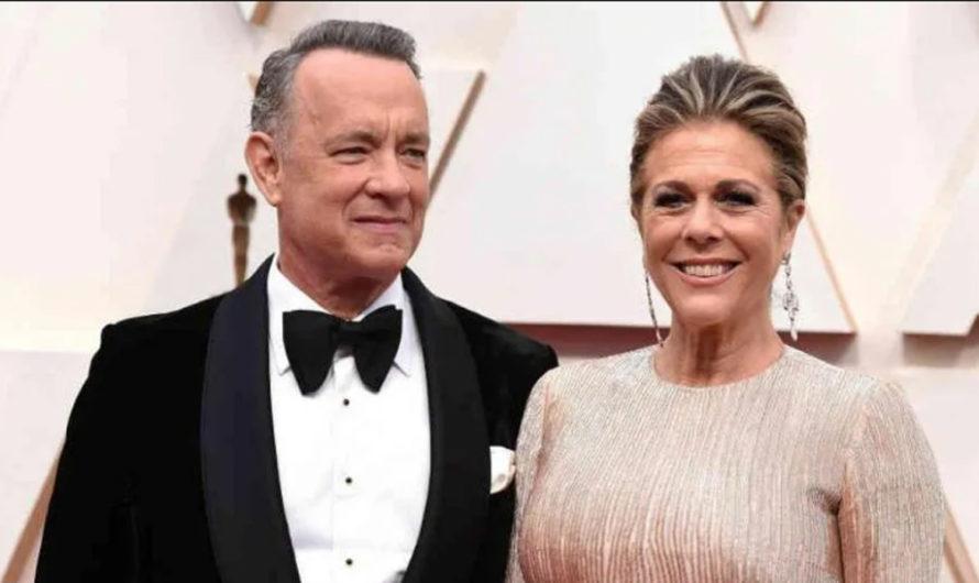Tom Hanks y su esposa donan su sangre para encontrar la vacuna contra el coronavirus
