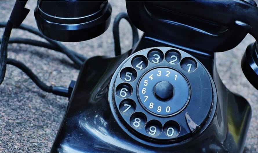 Última tecnología: celular con sistema de discado