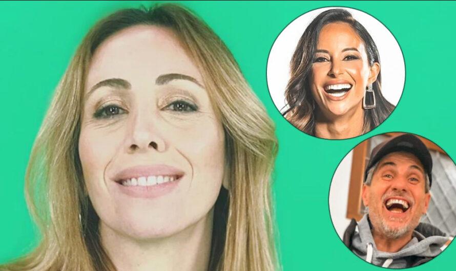 Sin trabajo, Paula Varela destrozó al Chato Prada y Lourdes Sánchez