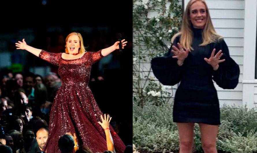 [SIEMPRE DIOSA] Adele impactó con su cambió de figura y festejó su cumpleaños con millones de elogios