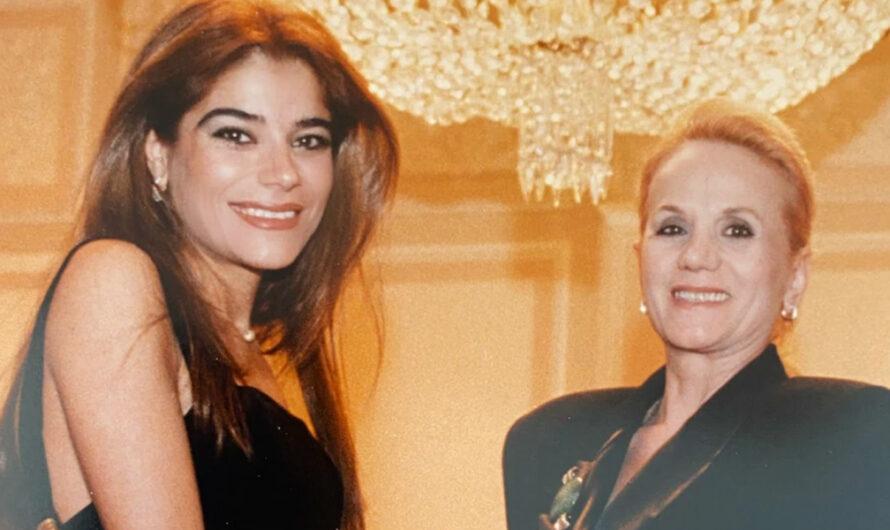Zulemita Menem despidió a Elsa Serrano