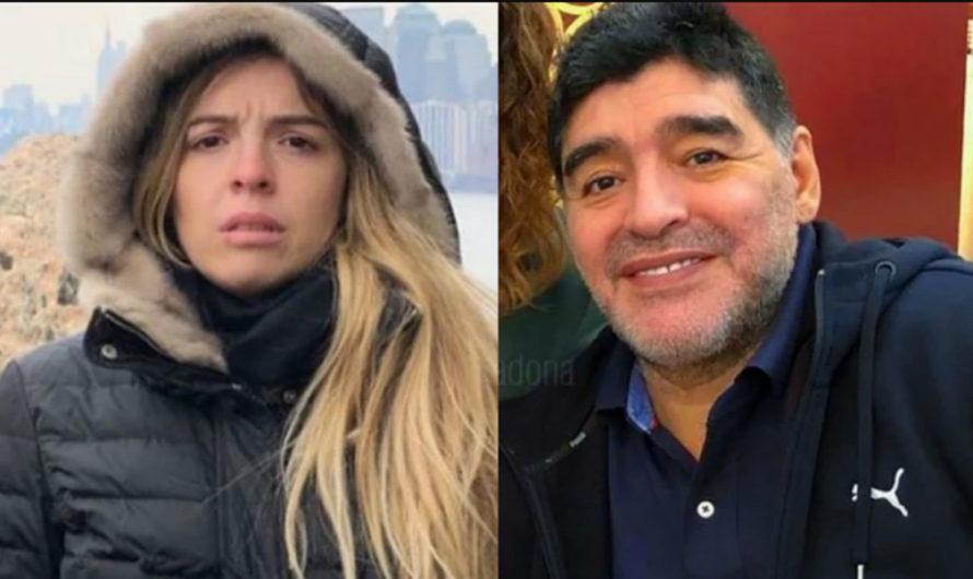 [VIDEOS] Dalma Maradona hizo una grave denuncia contra el entorno de Diego: «Mi papá está dopado»