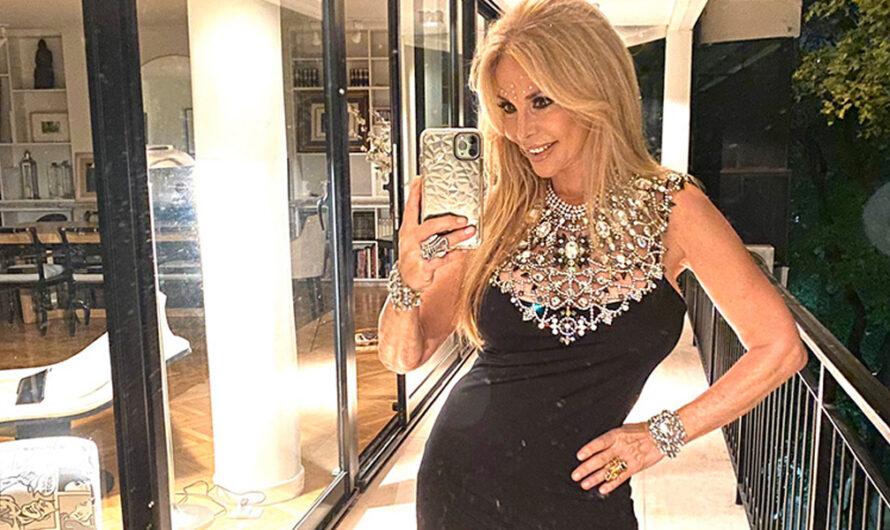 Graciela Alfano y el robo de su celular: «Había fotos, videos y tríos»
