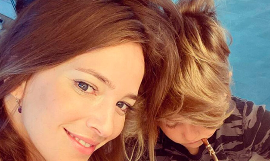 Luisana Lopilato sobre la salud de su hijo Noah: «Dejo que lo cuide Dios»