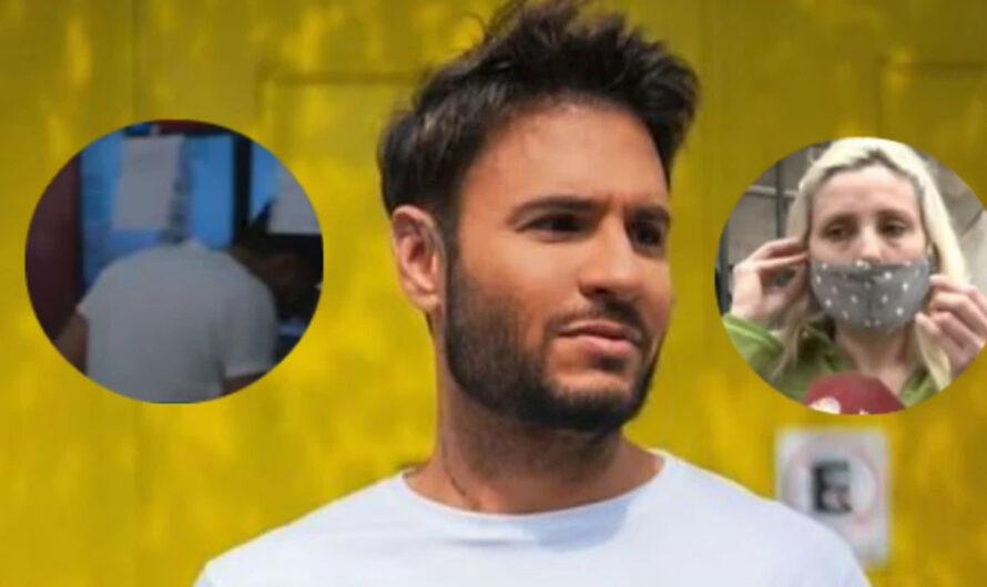 Gritos y escándalo: Tomás Dente se cruzó con la hermana del diputado Ameri y le dijo de todo [VIDEO]