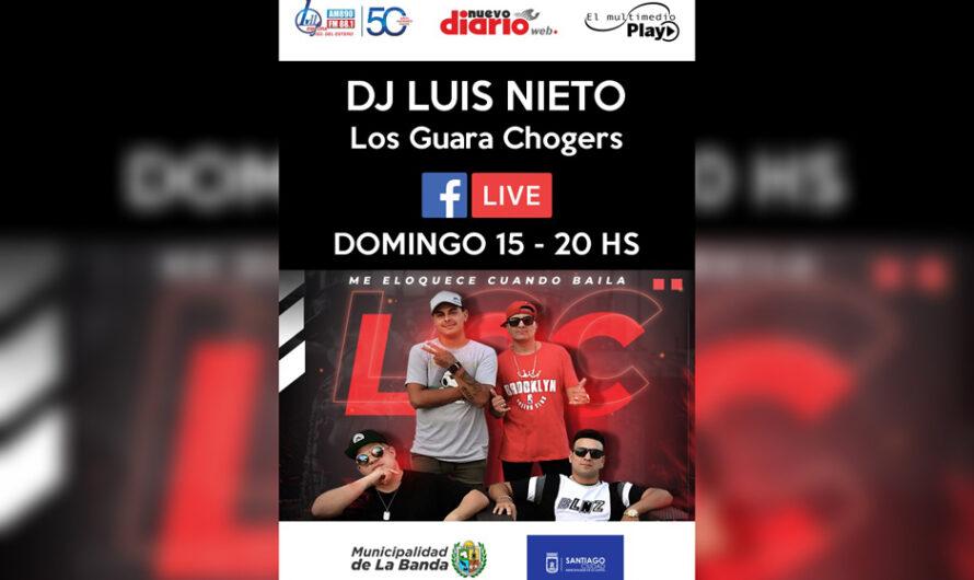 El DJ Luis Nieto y los Guarachoggers cumplen 10 años y lo celebran con un show exclusivo para El Multimedio