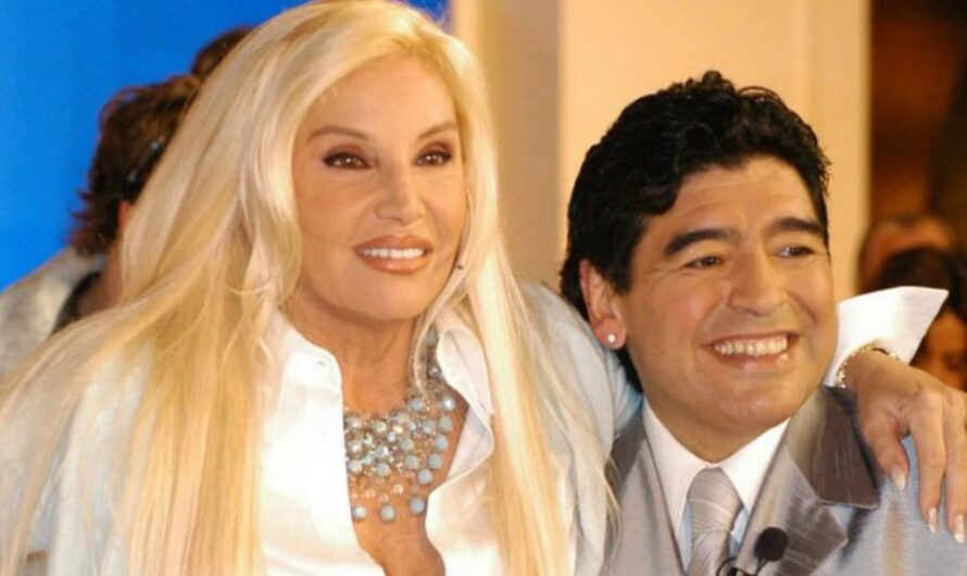 El sentido mensaje de Susana Giménez por la muerte de Maradona
