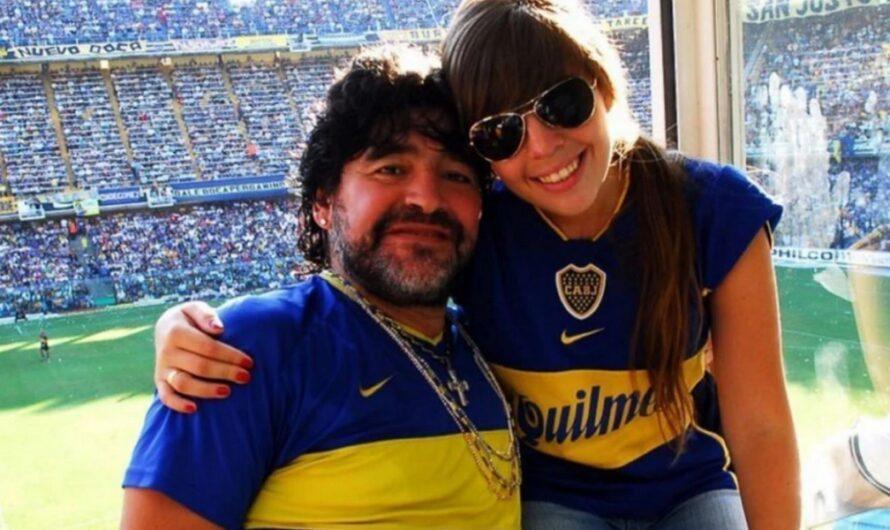 El posteo de Dalma Maradona en nombre de todos los hijos de Diego
