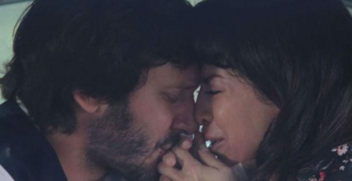 Mercedes Funes rompió el silencio sobre el polémico beso con Vicuña en la ficción