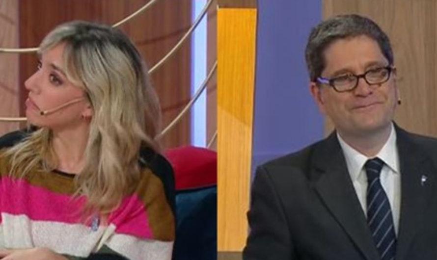 No pudo evitarlo: Tamara Petinatto le puso el «ojo» al hijo del Dr. Jorge Tartaglione en Corta por Lozano