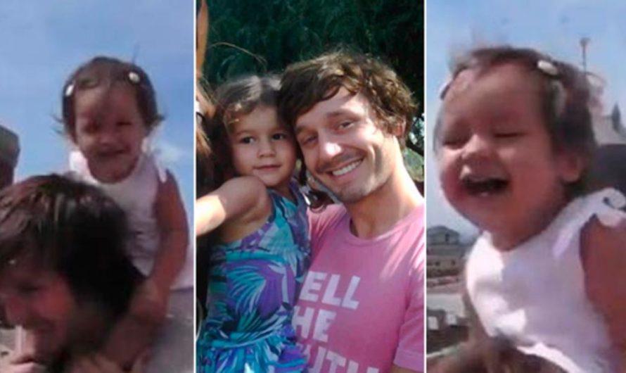 A casi 8 años de la muerte de su hija Blanca, Benjamín Vicuña la recordó con esta foto: «Un 8 más»