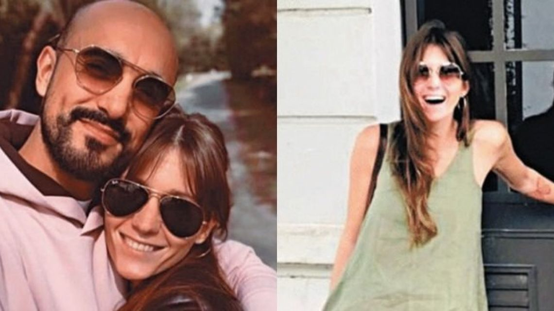 Vueltero: Abel Pintos no se casa con Mora Calabrese