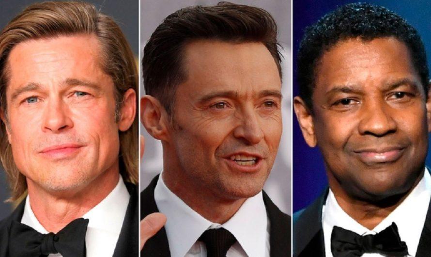 [NO LO SABÍAS] Brad Pitt, Hugh Jackman y Denzel Washington eran periodistas pero triunfaron como actores