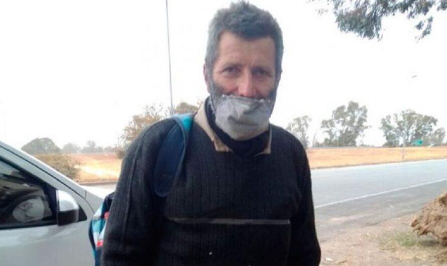 "Por una ""changa"", un albañil decidió recorrer 45 kilómetros para trabajar"