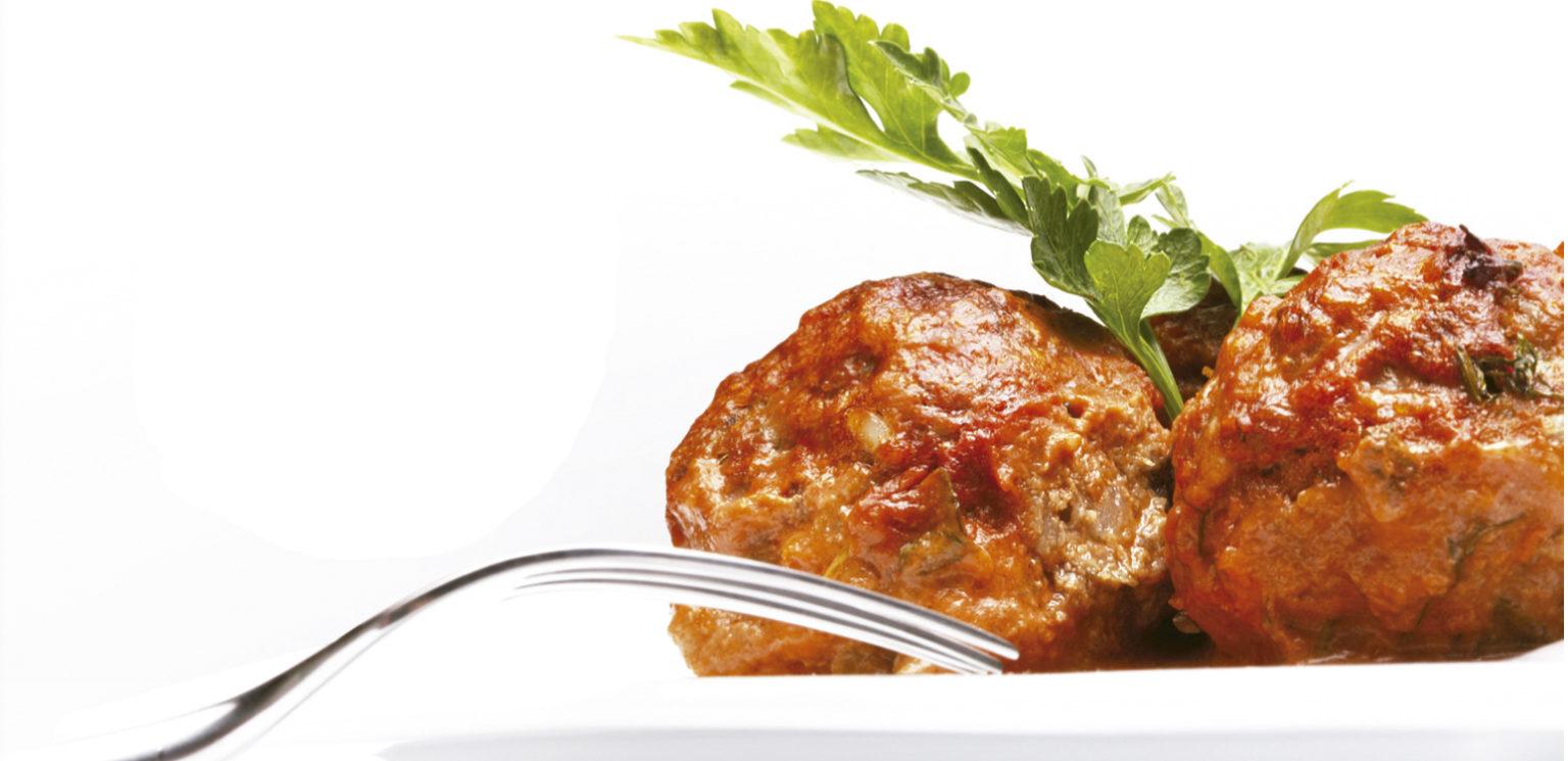 Recetita: Hoy, albóndigas en salsa