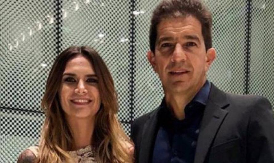 Leo Squarzon escrachó a Amalia Granata en un video que le envió a «La Jaula de la moda»