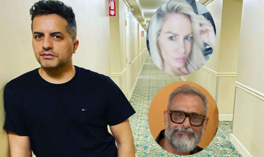 Ángel de Brito, durísimo con Luli Salazar y Jorge Rial: «Son dos caraduras»