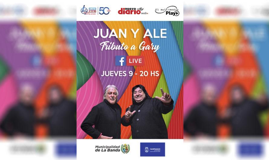 Ale y Juan se presentarán en las redes del Multimedio Nuevo Diario/LV11