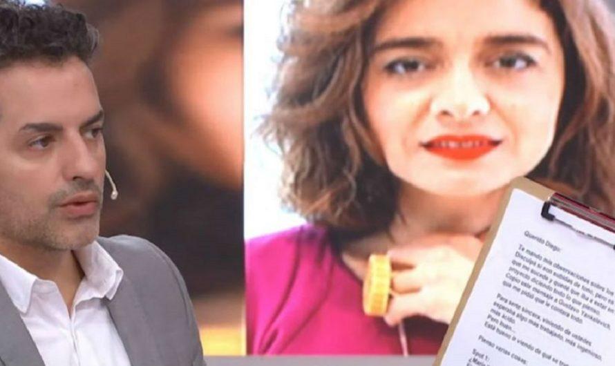 El escandaloso mail que Érica Rivas le envió a los guionistas de Casados con Hijos [VIDEO]