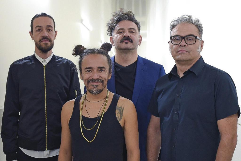 """""""Café Tacvba es una de las primeras  bandas que rompió el paradigma del rock"""""""