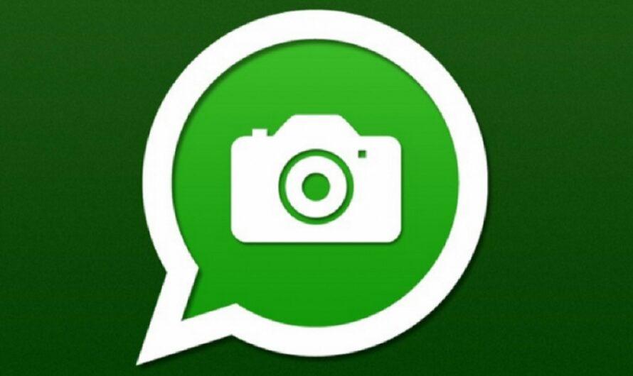El truco para sacar mejores fotos con la cámara de WhatsApp