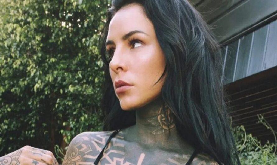 Cande Tinelli y su llamativo gusto: se tatuó un animal exótico en la cabeza y así es como le queda [FOTOS]