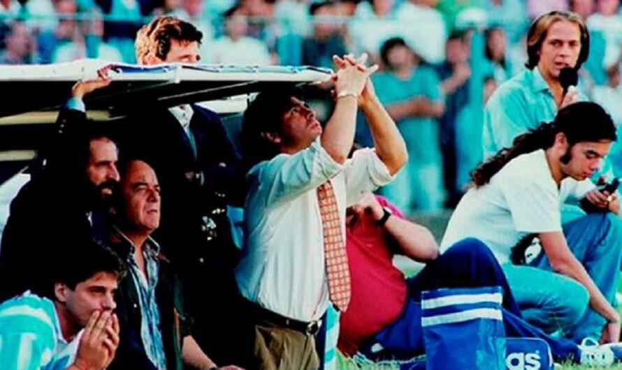 """Carlos Fren: """"Maradona comenzó a consumir cocaína cuando estaba en Boca"""""""