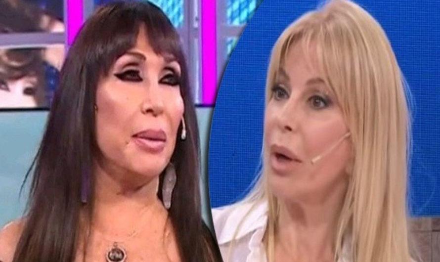 Graciela Alfano habló sobre su dura infancia y Moria se burló