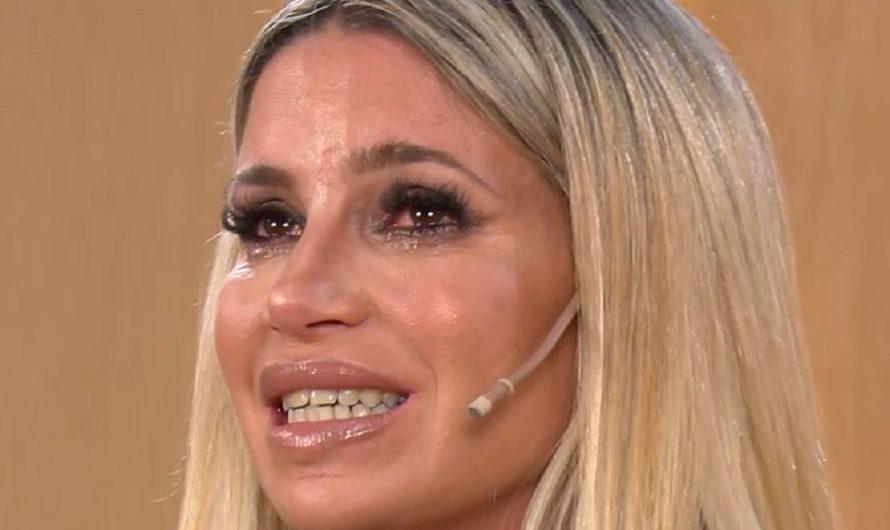 Flor Peña habló del delicado estado de salud de su padre y se quebró en vivo [VIDEO]
