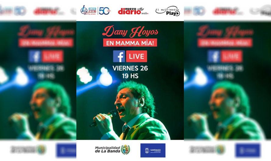 Dany Hoyos le pondrá ritmo a tu tarde, este viernes a través de NDW, LV11 y EMP
