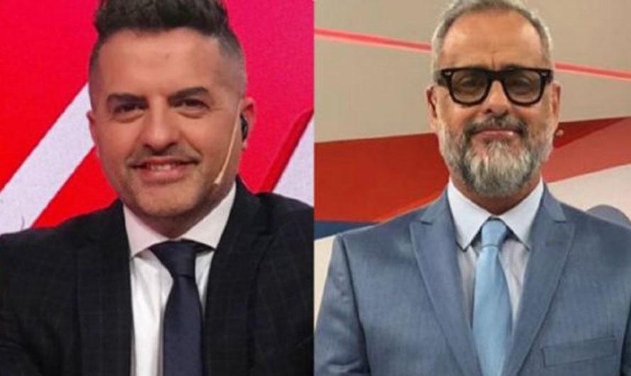Mirá el irónico comentario que deslizó Ángel De Brito a Jorge Rial y Érica Rivas [VIDEO]