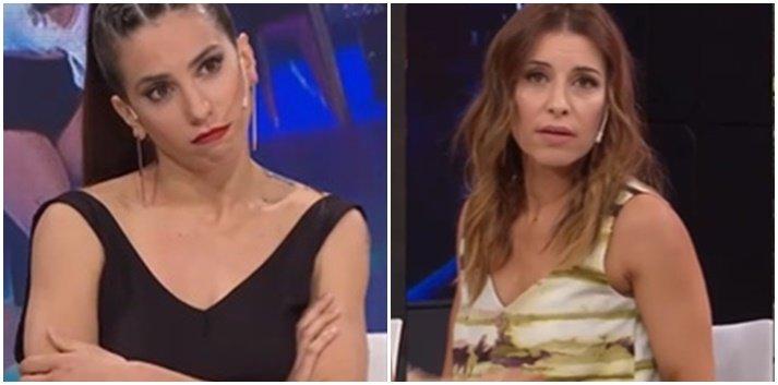 VIDEO: El tremendo encontronazo al aire entre Cinthia Fernández y Mariana Brey: ¡Se dijeron de todo!