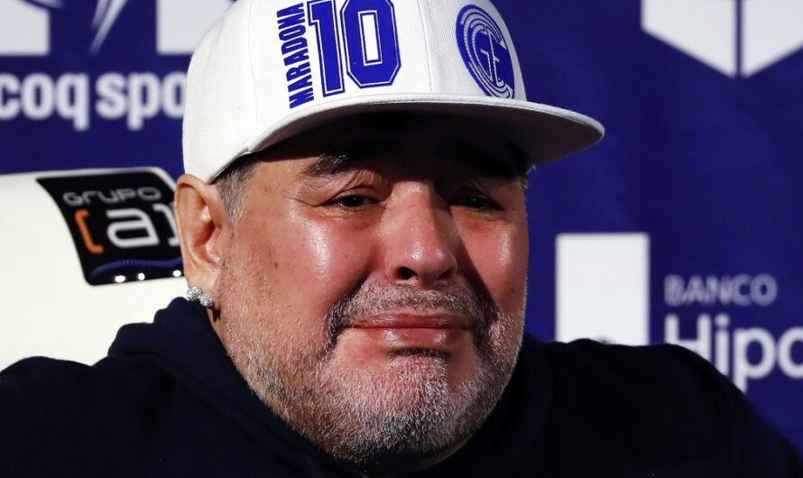 La cifra millonaria que Maradona tenía de gastos fijos mensuales