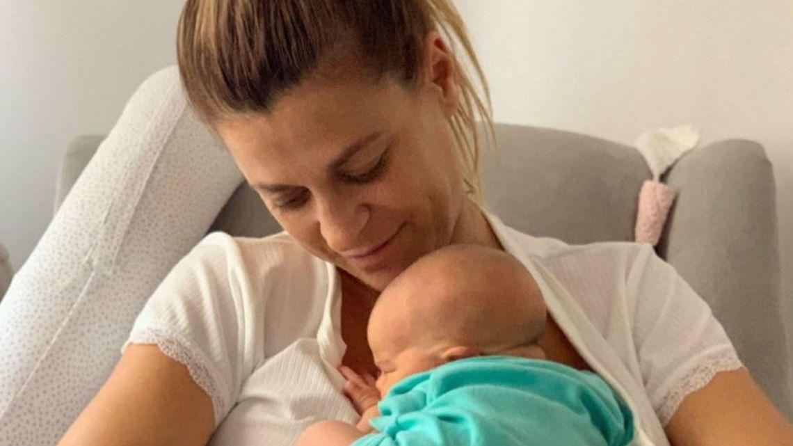 Ema, la hija de Eugenia Tobal, enamora las redes