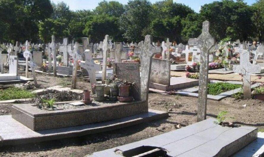 """Apareció un """"alma en pena"""" en el cementerio y el guardia la grabó: """"Quién me manda a trabajar acá"""""""