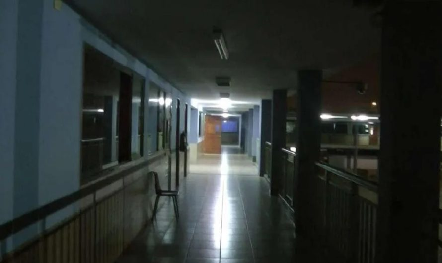 [ATERRADOR VIDEO] Captan a una nena fantasma dentro de una escuela vacía por la cuarentena