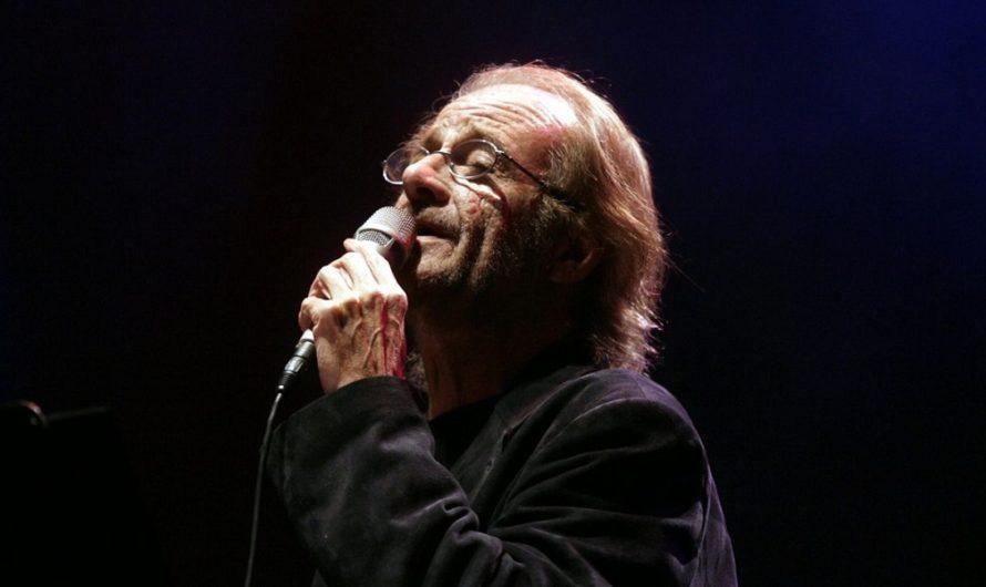 A los 76 años, falleció el cantautor español Luis Eduardo Aute