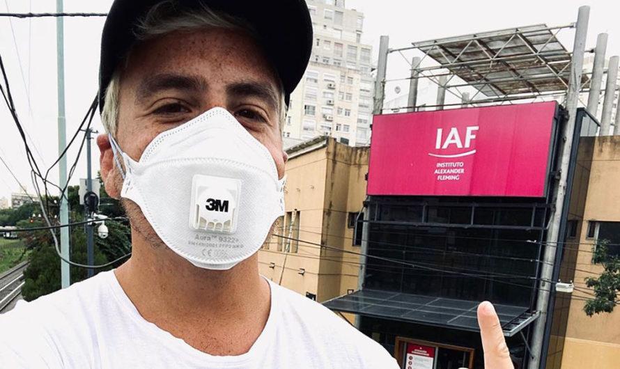 Federico Bal habló de su recuperación: «Es un cáncer, hay que abrazarlo»