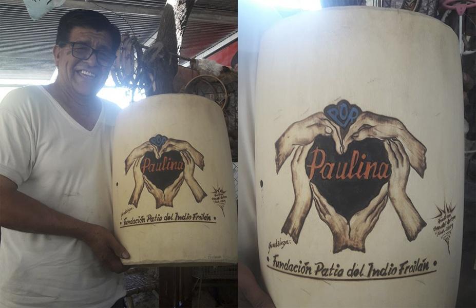 """El bello presente del """"Indio"""" Froilán para ayudar a Paulina"""