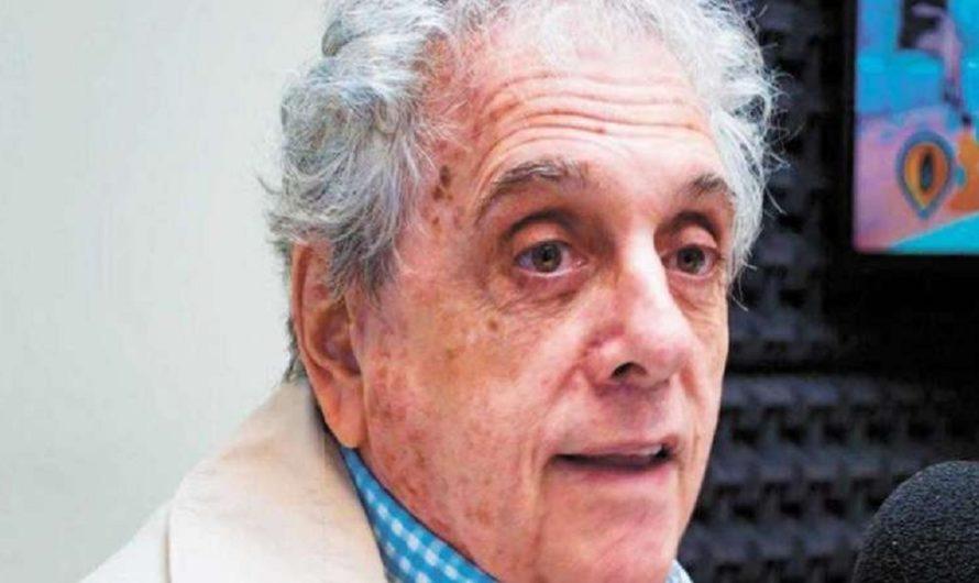 ¡Atención! Internaron de urgencia a Antonio Gasalla