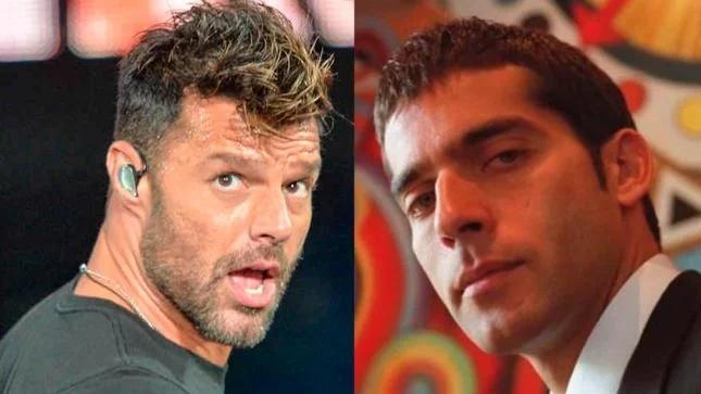 Ronnie Arias contó detalles del romance entre Ricky Martin y Juan Castro