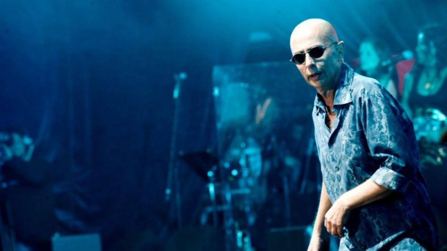 Hay misa! El Indio solari anunció un nuevo concierto de Los Fundamentalistas del Aire Acondicionado