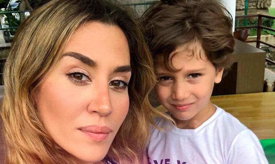 Jimena Barón dejó a Momo al cuidado de Marcelo Tinelli y Guillermina Valdés tras el asado en lo del conductor: «Se quedó a dormir en la casa de mi jefe»