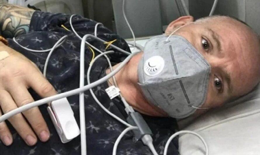 Tuvo malaria, dengue y coronavirus, ahora sufre porque lo mordió una serpiente venenosa