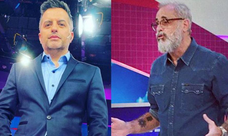 Nuevo enfrentamiento entre Ángel De Brito y Jorge Rial [FOTO]