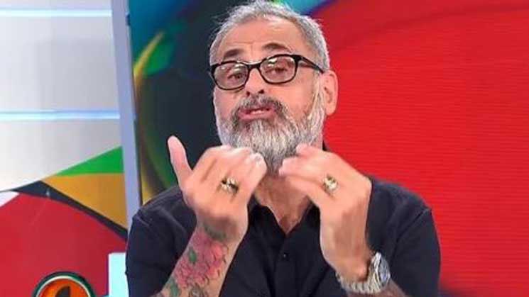 Totalmente furioso, Jorge Rial insultó a los trabajadores del Grupo América