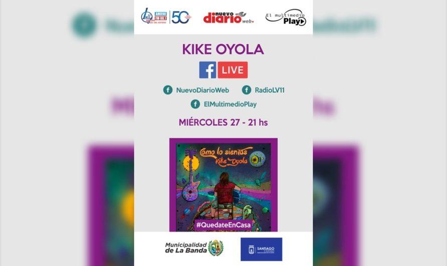 Disfrutá lo mejor del folclore santiagueño de la mano de Kike Oyola y El Multimedio Play