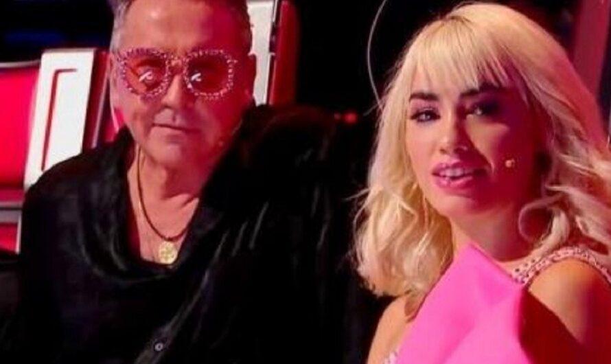 """Lali Espósito se pronunció sobre las versiones de incomodidad en """"La Voz Argentina"""""""