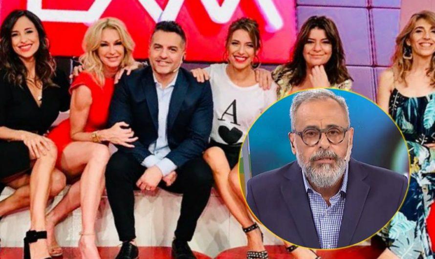 Jorge Rial, duro con las «angelitas» de LAM: «Eso no es periodismo»